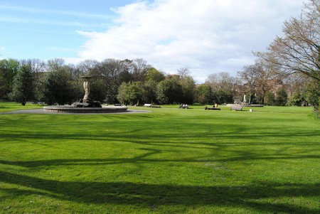 The Iveagh Garden