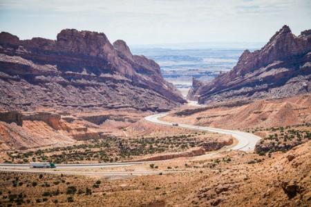 Road Trips In America