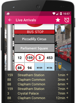 Bus Checker UK App