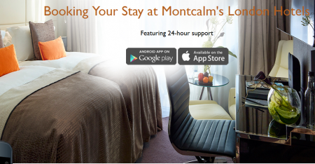 The Montcalm App