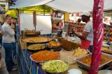 Food Stalls Offering the Best Street Food in London
