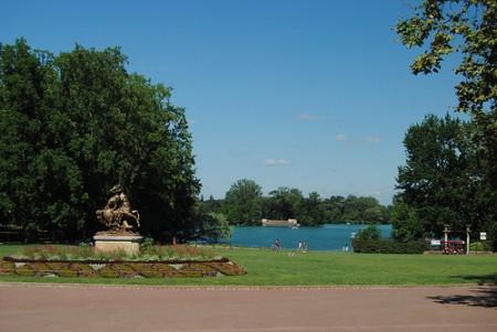 Parc de la Tete