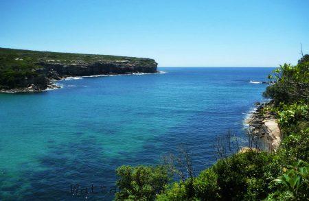 wattamolla falls Sydney