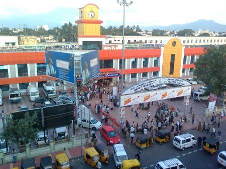 Coimbatore- the Manchester of South India