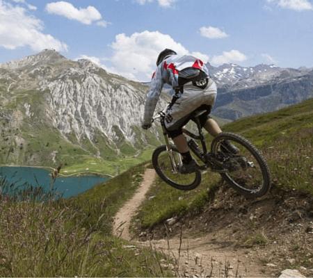 Mountain Biking Dubai