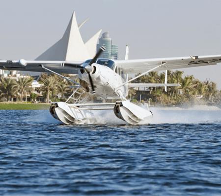 Seaplane Tour Dubai