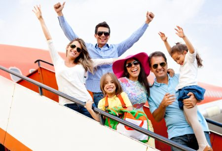 Exciting Family Trip