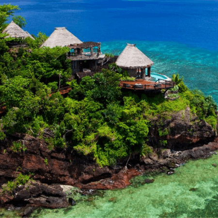 Laucala Island, Taveuni, Fiji