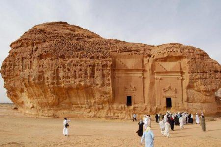 Man-Made landmarks of Saudi Arabia