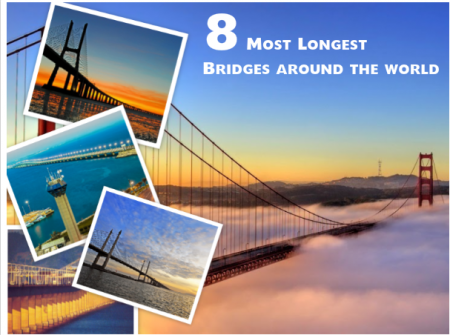 8 most longest and wonderful bridges around the world