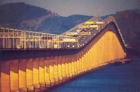 Rio Niteroi Bridge, Brazil