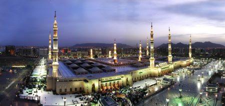 Sacred Sites of Saudi Arabia
