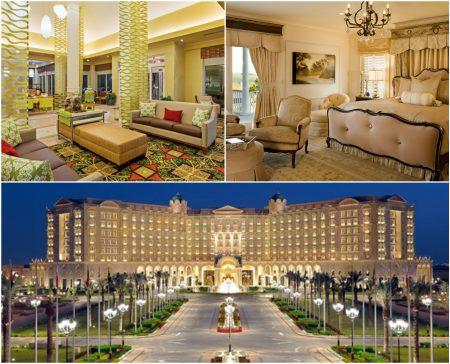 Resort Hotels in Saudi Arabia